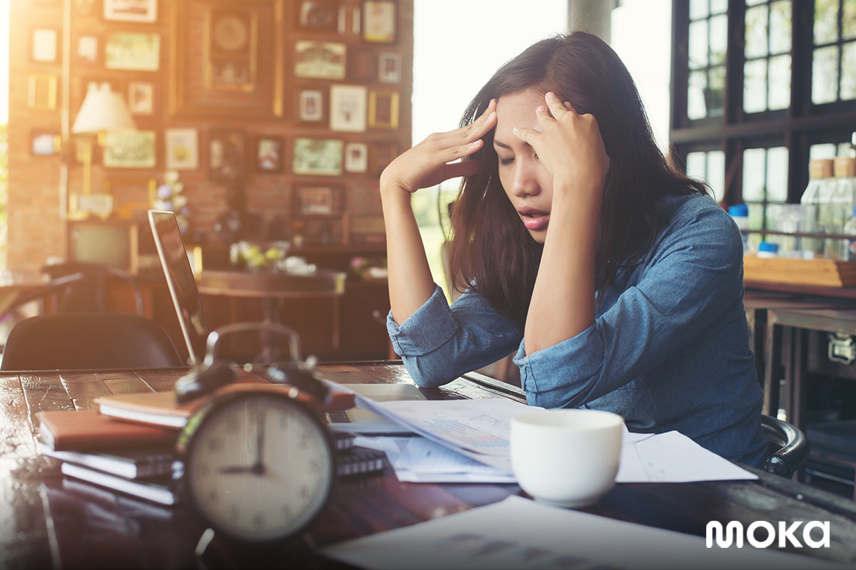 stres bekerja terus - butuh cuti - 6 Tips Kelola Waktu Cuti Libur Lebaran Para Karyawan Anda
