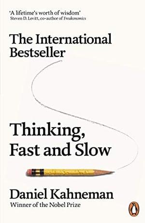 thinking fast and slow - Isi Libur Lebaran dengan 5 Buku Bisnis yang Wajib Dibaca Pengusaha