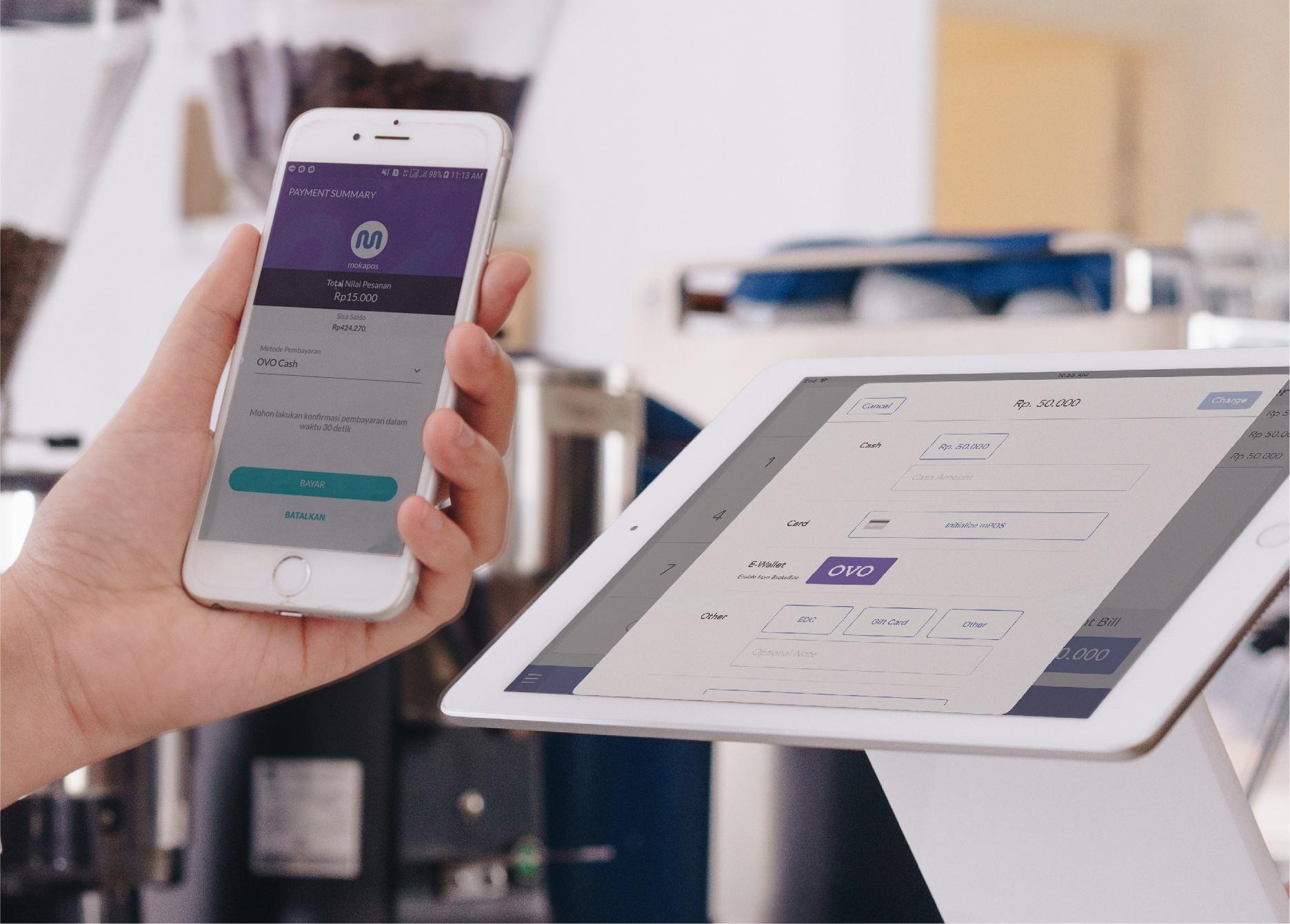 integrasi aplikasi kasir online